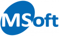 MSoft informatique Logo